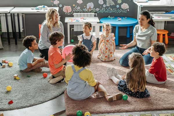 Is preschool better than long day care?